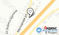 Ситрекс на карте