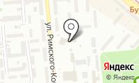 Бизнес-колледж на карте