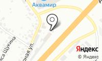Планета на карте