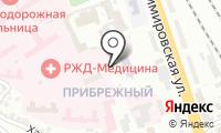 Экри-Строй на карте