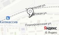 Почтовое отделение НОВОСИБИРСК 32 на карте