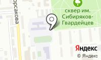 Завет на карте