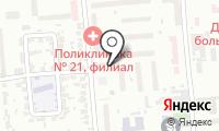 Новосибирский инженерный центр на карте