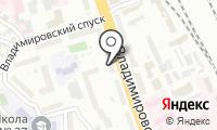 Почтовое отделение НОВОСИБИРСК 3 на карте