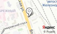Областной центр срочной социальной помощи на карте