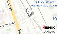 Управление ГИБДД ГУ МВД России по Новосибирской области на карте