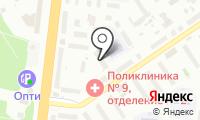 Эскулап-С на карте