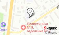 Детский сад №333 на карте