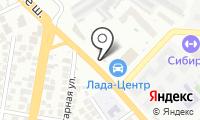 Сиб-Кам на карте