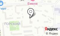 Элкосиб на карте