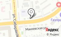 АВТОТРЭК на карте