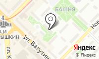 ГЕА Машимпэкс на карте