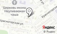 ГидроТехСервис на карте