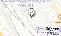 Рикоп на карте