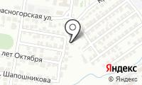Промупак-Новосибирск на карте
