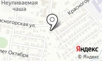 Мезонин на карте