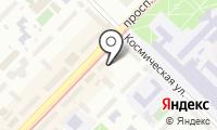 Почтовое отделение НОВОСИБИРСК 64 на карте