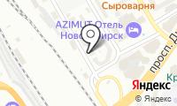 Желдорипотека на карте