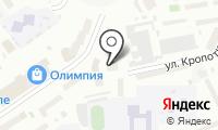 Сотворение на карте