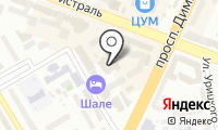 КОЛУМБ на карте