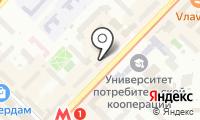 Кларино на карте