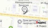 Почтовое отделение НОВОСИБИРСК 24 на карте