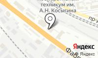 Магазин автозапчастей для Субару на карте