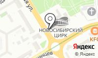 Твой букет на карте