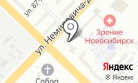 Сеть магазинов автозапчастей для МАЗ на карте