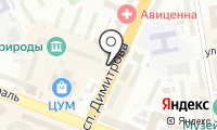 Тантуни на карте