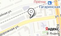 Интех-НСК на карте