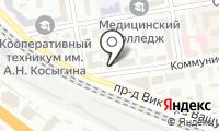 The Sherbet на карте