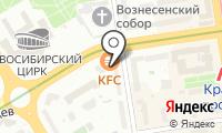 Паркет-Холл на карте