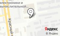 Леотек на карте