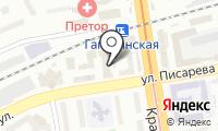 Новосибирский областной суд на карте