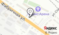 ЛУИС Сибирь на карте