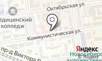 ЮКАТУР на карте