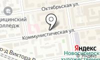 Экселенс на карте