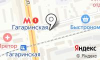 МТТ-Новосибирск на карте