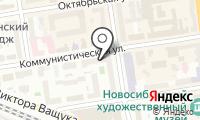 НЮИфТГУ на карте