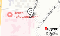 Новосибирское областное бюро судебно-медицинской экспертизы на карте