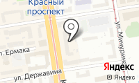 ИТАКО на карте