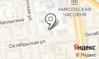 Почтовое отделение КРАСНОЗЕРСКОЕ 2 на карте
