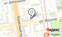 Центр информационной безопасности на карте