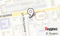 Копицентр на карте
