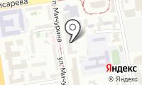 Черепановский кирпич на карте