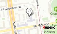 Экспериментальная мастерская на карте