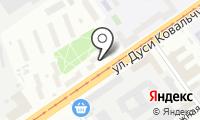 Пекинская утка на карте