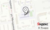 Средняя общеобразовательная школа №4 на карте