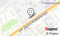Студенческий Центр на карте